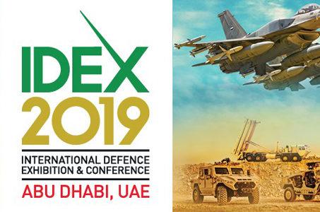 IDEX Exhibition 2019